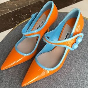 Miu Miu high heels size 36.5